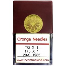 ORANGE TQX1 DÜĞME MAKİNASI İĞNESİ (KISA)