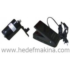 FM-20130 EV TİPİ DİKİŞ MAKİNASI MOTORU (130W)
