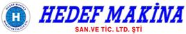 HEDEF MAKİNA SAN.VE TİC.LTD.ŞTİ.